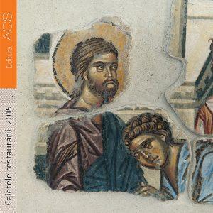 a.Fragmentul de pictură murală extras de la Biserica Sf. Nicolae Domnesc